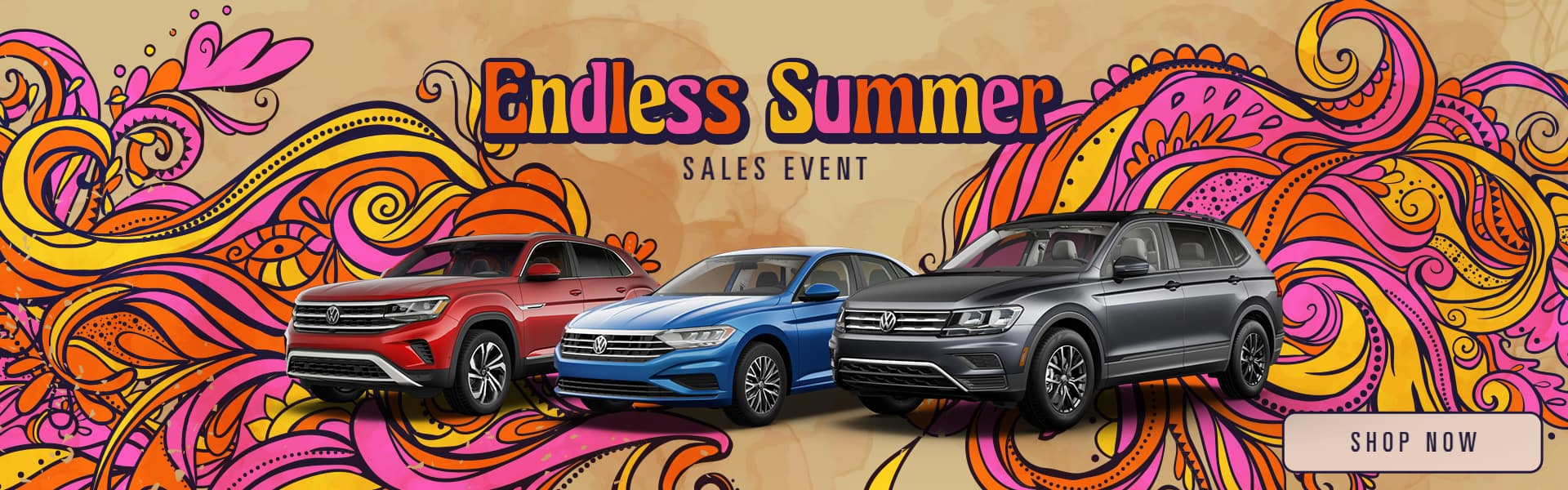 Endless Summer Sales Event