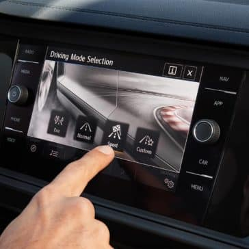 2019 Volkswagen Jetta Driving Mode Selection technology