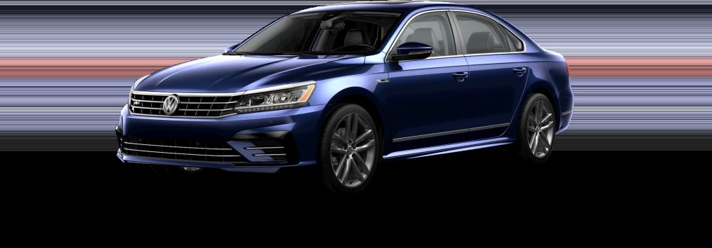 2019 Volkswagen Passat Tourmaline Blue Metallic