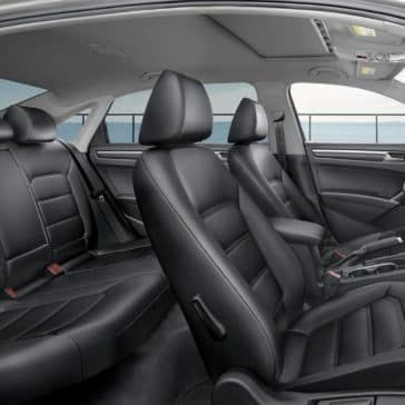 2019 Volkswagen Passat seating