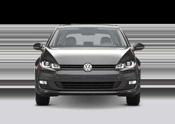 Volkswagen Front View