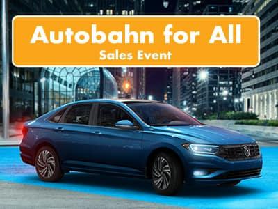 Autobahn - 2019 Volkswagen Jetta bi-weekly lease