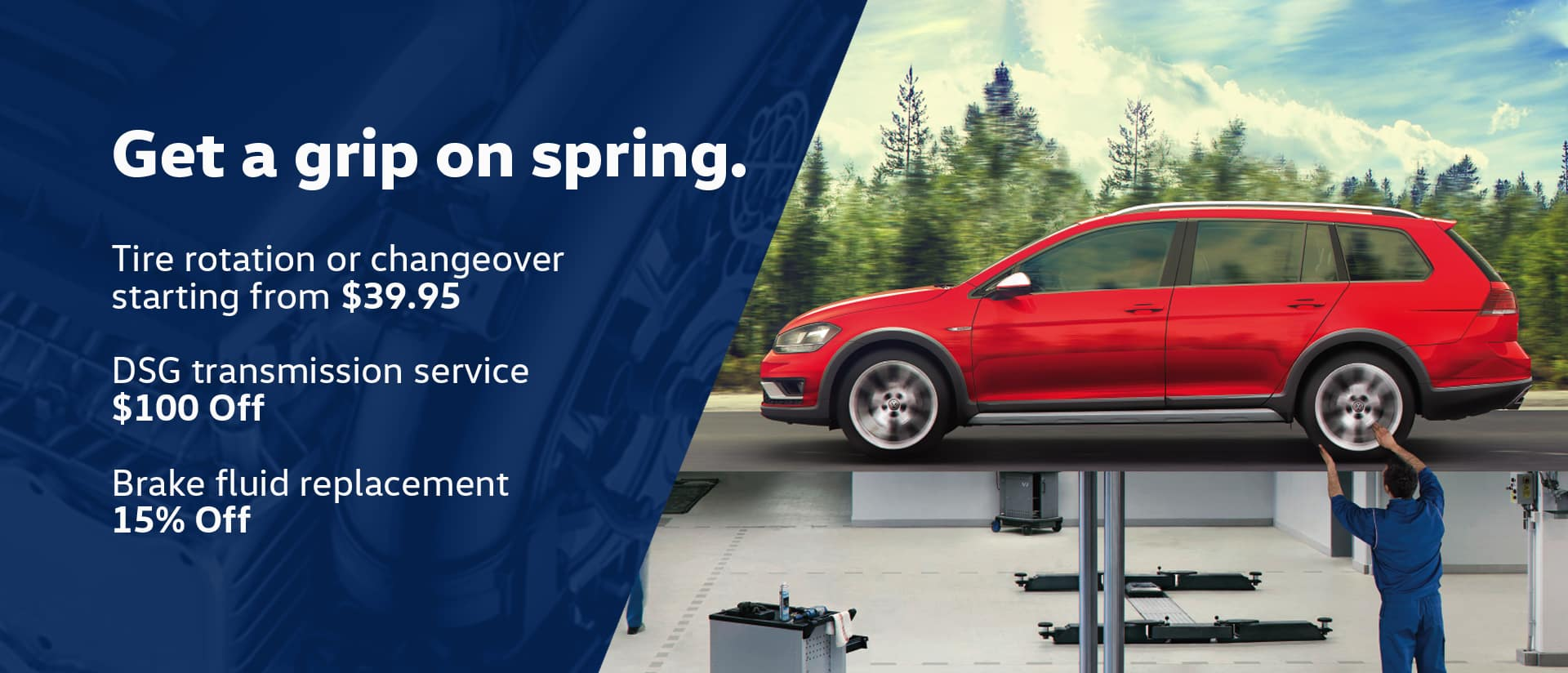 Volkswagen Spring Maintenance Essentials