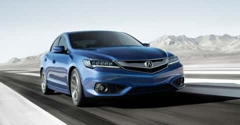 New 2018 Acura ILX w/ Technology Plus Package