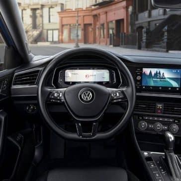 2019-Volkswagen-Jetta-SEL-Premium-titan-black-leather-interior-dashboard