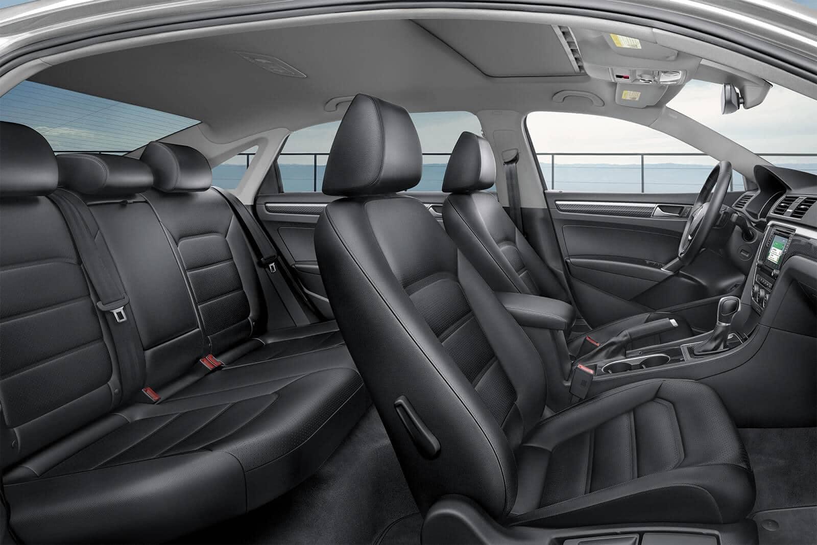 2019-Volkswagen-Passat-seating
