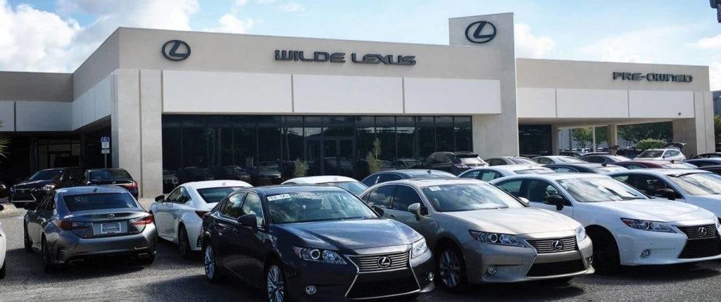 Wilde Lexus Main Image