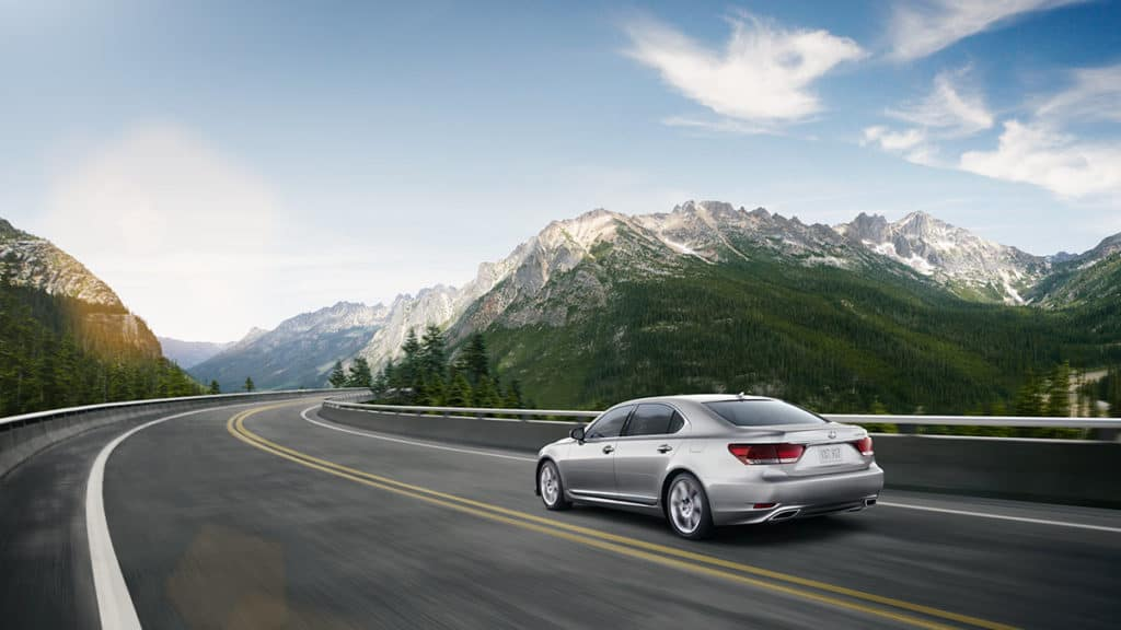Lexus LS Sedan