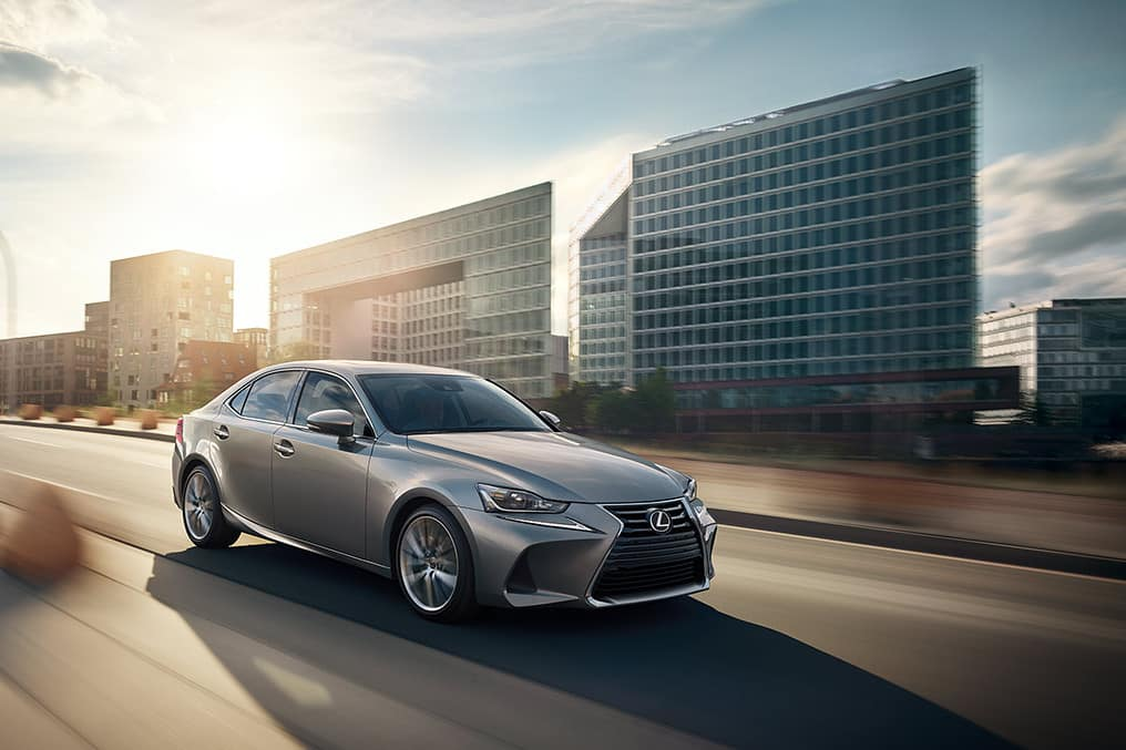 2017 Lexus IS Exterior