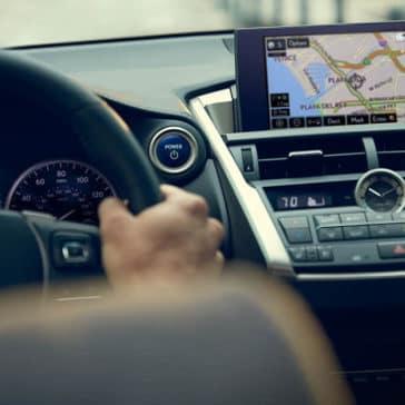 2017 Lexus NX Navigation
