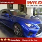 Certified Used 2015 Lexus RC F
