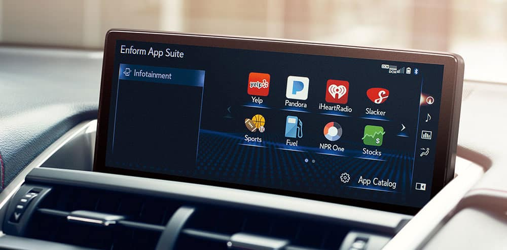 Amazon Alexa Will Be Available in Select Lexus Models