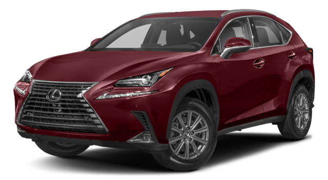 2018 Lexus NX Compare