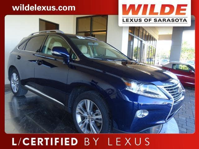 used car of the week certified used 2015 lexus rx 350 wilde lexus sarasota week certified used 2015 lexus rx 350