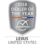 Lexus dealer of the Year