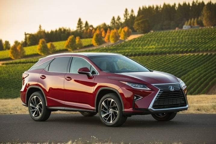 Two Lexus Models Named Edmunds Buyers Most Wanted