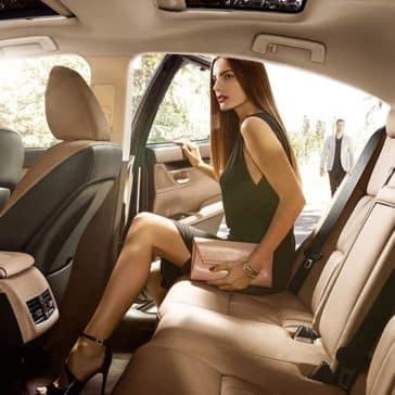 2018 Lexus ES Passenger