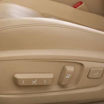 2018 Lexus ES Seat