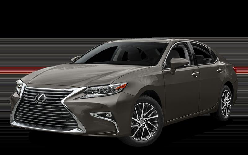 2018 Lexus ES Gray