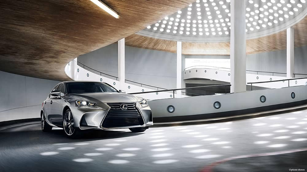 2018 Lexus IS Exterior