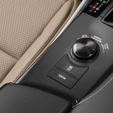 2018 Lexus IS Interior