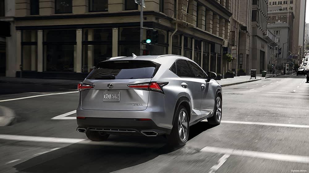 2018 Lexus NX Rear