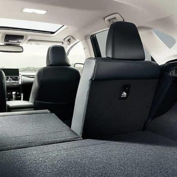 2018 Lexus NX Space