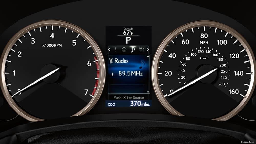 2018 Lexus NX Features