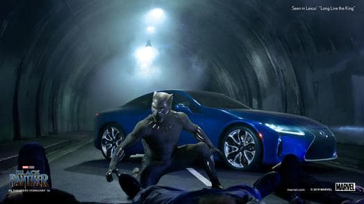 Did You See this Lexus Commercial at the Super Bowl?