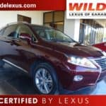 Certified Used 2015 Lexus RX 350