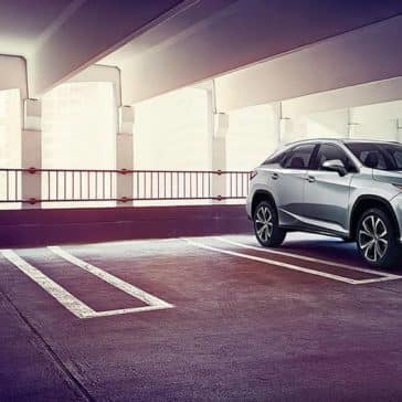 2018 Lexus RX In Parking Garage