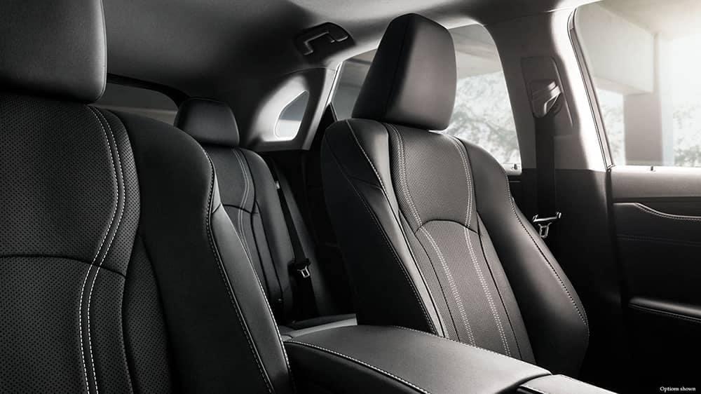 2018 Lexus RX Seats