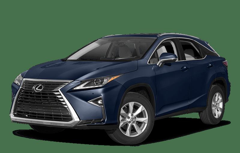 2018 Lexus RX Blue