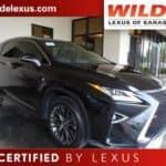 Certified Used 2017 Lexus RX 350 F Sport