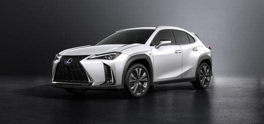 The UX Debuts at the Geneva Auto Show
