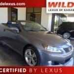 Certified Used 2012 Lexus IS 250C