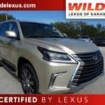 Certified Pre-Owned 2018 Lexus LX 570