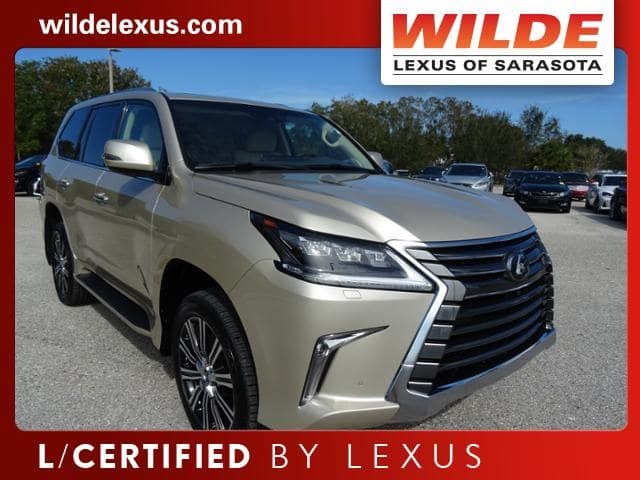 Pre Owned Lexus >> Featured Used Car Certified Pre Owned 2018 Lexus Lx 570