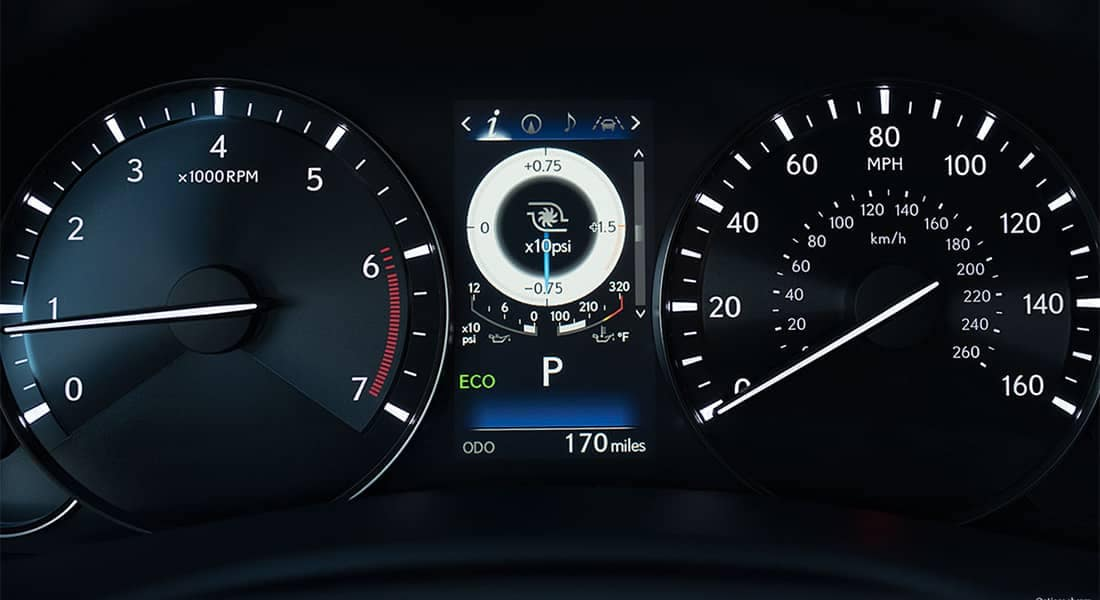 2018 Lexus GS Technology