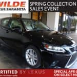 Certified Used 2014 Lexus CT 200h