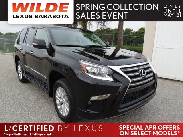 Certified Used 2015 Lexus GX 460