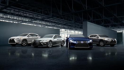 Lexus Introduces Fast as H Campaign
