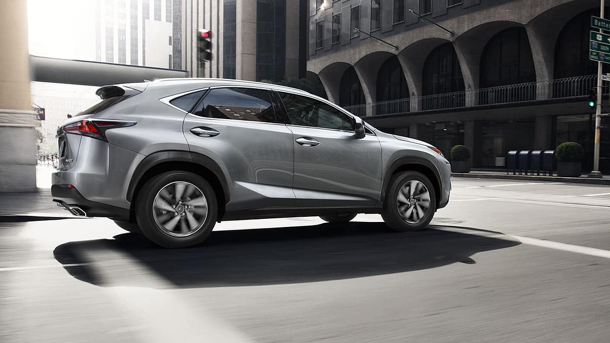 What Accessories Can I Get for my Lexus NX