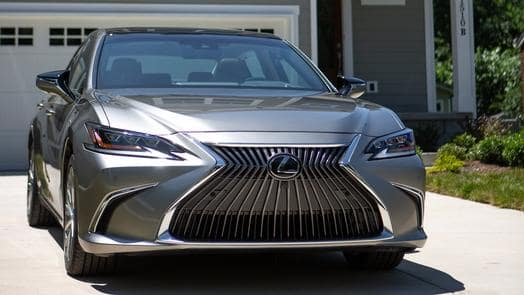 Amazon Customers Could Win a 2019 Lexus ES
