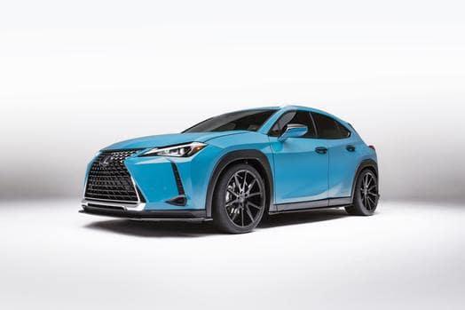 Lexus Introduces a New Concept Vehicle
