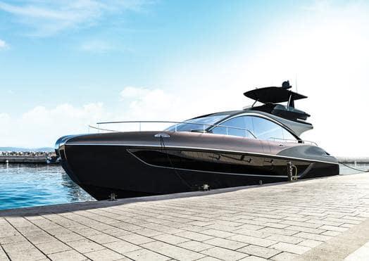 Did Lexus Make a Boat?