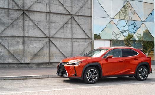 Meet the All New 2019 Lexus UX