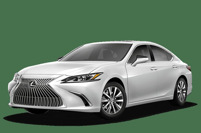 2019 Lexus ES 350 FWD in Eminent White Pearl