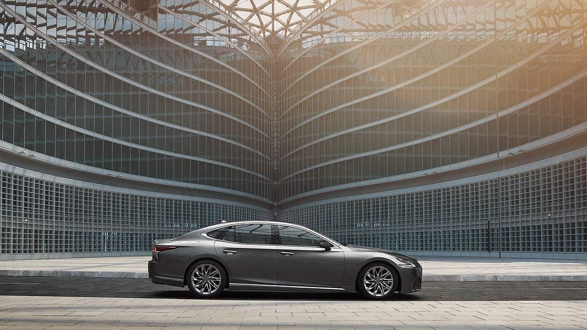 Lexus has the best resale value!