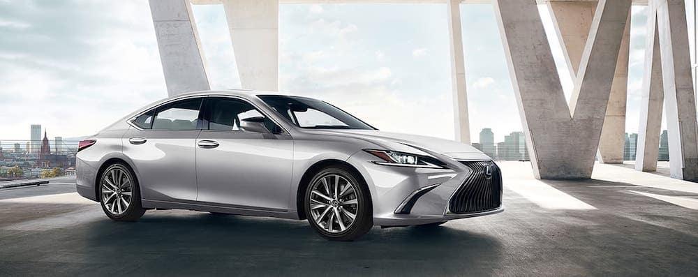 2019 Lexus ES 350 Silver Lining Metallic